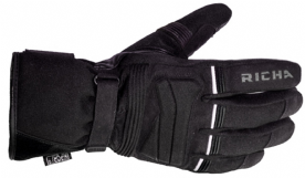 Richa Peak Gloves Black WP